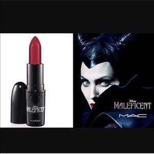 MAC x Disney's Maleficent Lipstick